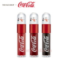 THE FACE SHOP Coke Bear Lip Tint 5.5g [Coca Cola Edition],THE FACE SHOP